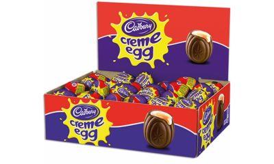 Bild av Cadbury Creme Egg 40g x 48st