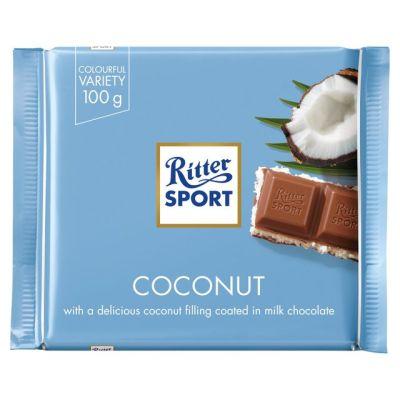 Bild av Ritter Sport Coconut 100g