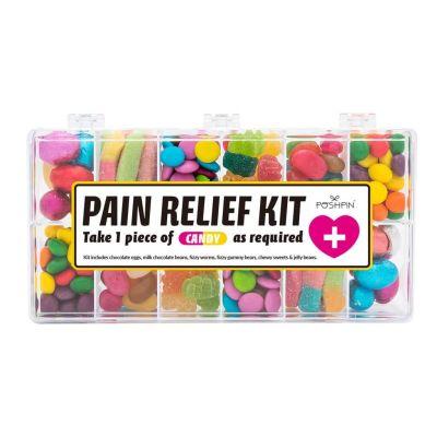 Bild av Poshpin Pain Relief Kit Candy Selection 428g