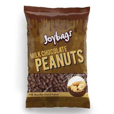 Bild av Joybags Milk Chocolate Peanuts 150g