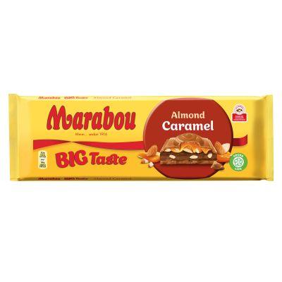 Bild av Marabou Big Taste Almond Caramel 300g