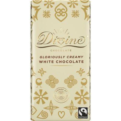 Bild av Divine Chocolate Creamy White 90g