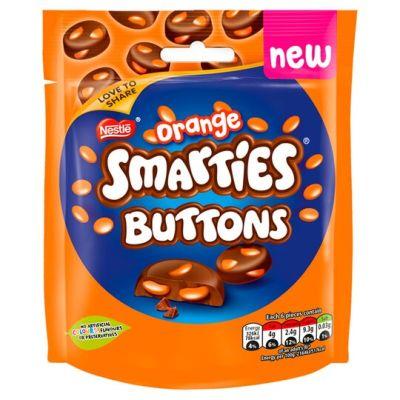 Bild av Nestle Smarties Orange Buttons 85g