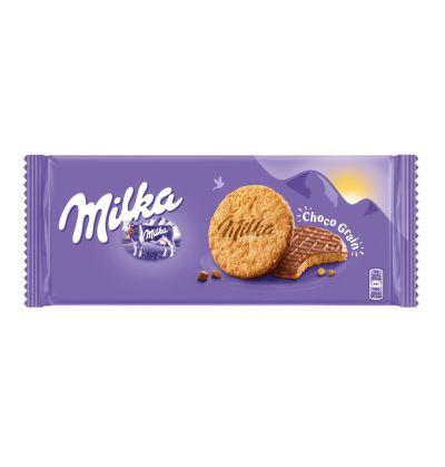 Bild av Milka Choco Grain Cookies 126g