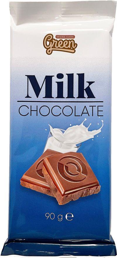 Bild av Green Mjölkchoklad 90g