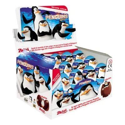 Bild av Pingvinerna Chokladägg 20g -
