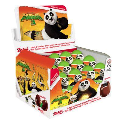 Bild av Kung Fu Panda Chokladägg 20g