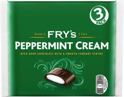Bild av Frys Peppermint Cream 3-pack