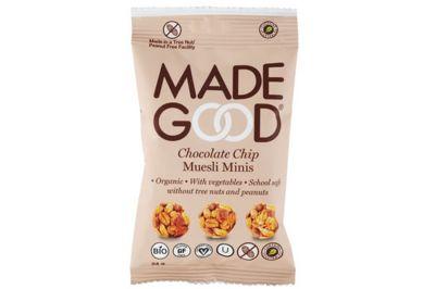 Bild av Made Good Granolabollar - Chocolate Chip 24g