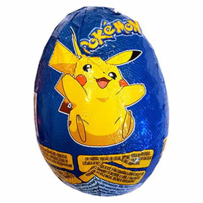 Bild av Pokemon Chokladägg Stort 60g