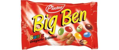Bild av Big Ben Dragerade Jordnötter 150g