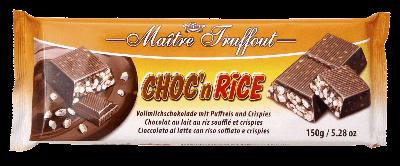 Bild av Maitre Truffout Choc´n Rice 150g