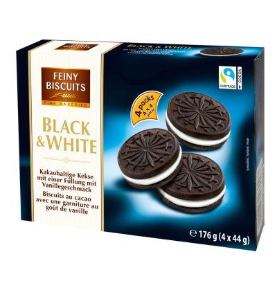 Bild av Feiny Biscuits - Black & White 4-pack