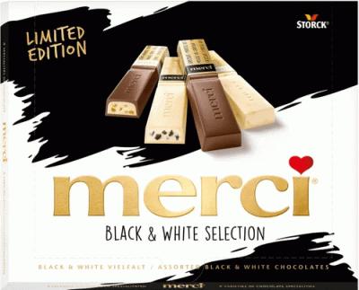 Bild av Merci Black & White - Limited Edition 240g
