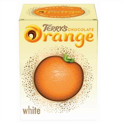 Bild av Terrys White Chocolate Orange 147g