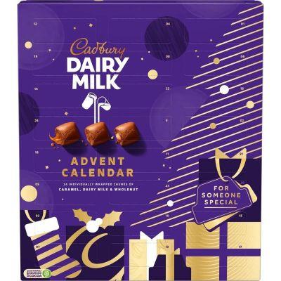 Bild av Cadbury Mixed Advent Calendar 258g
