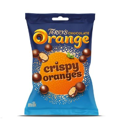 Bild av Terrys Chocolate Orange Crispy Oranges 125g
