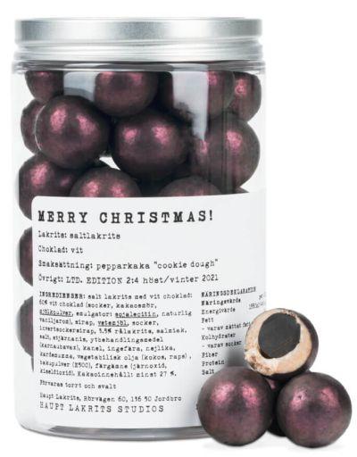 Bild av Haupt Lakrits - Merry Christmas 250g
