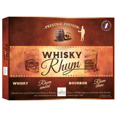 Bild av Abtey Prestige Edition Whisky & Rom 200g
