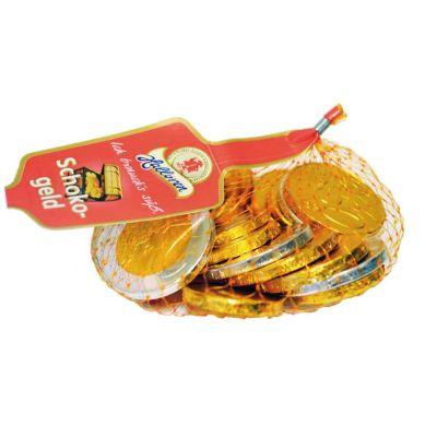 Bild av Chokladmynt Euro i Nät 100g
