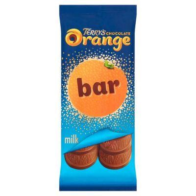 Bild av Terrys Chocolate Orange Bar 90g