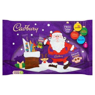 Bild av Cadbury Small Selection Box 89g