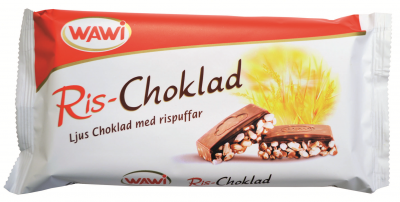 Bild av Wawi Ris-Choklad 100g