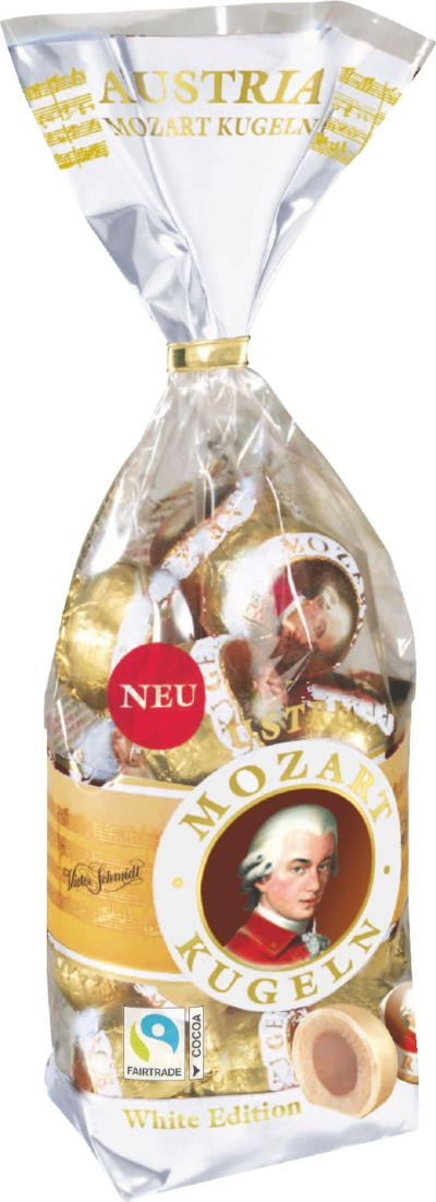 Bild av Mozartkulor Vit Choklad 231g