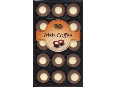 Bild av Sier Irish Coffee Ischoklad 125g