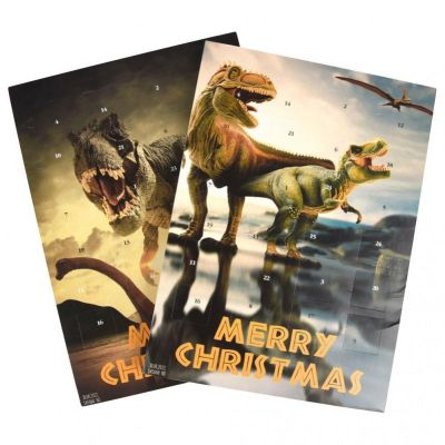 Bild av Adventskalender Dinosaurier 75g