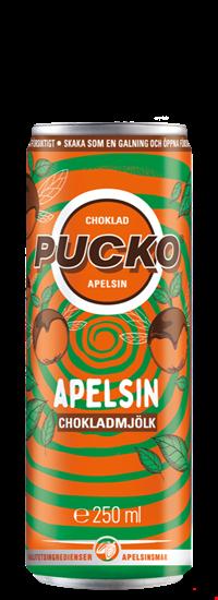 Bild av Pucko Apelsin 25cl