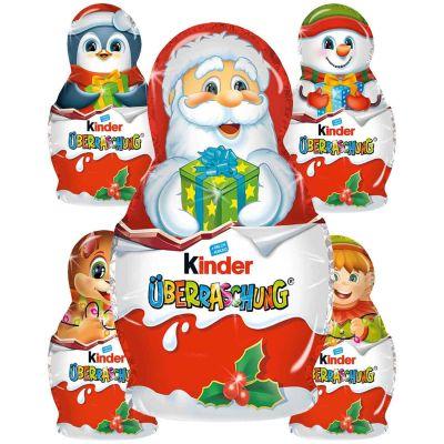 Bild av Kinder Surprise Julfigurer 36g