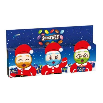 Bild av Smarties Julfigurer 3-Pack
