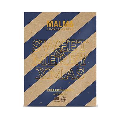 Bild av Adventskalender Malmö Chokladfabrik Sweet & Merry Xmas