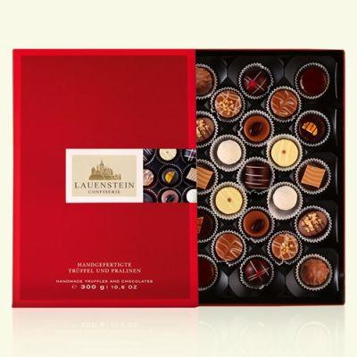 Bild av Chokladask med tryfflar & praliner - Lauenstein, 300 g