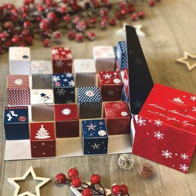 Bild av Chokladkalender, Winter Cubes - Lauenstein, 2021