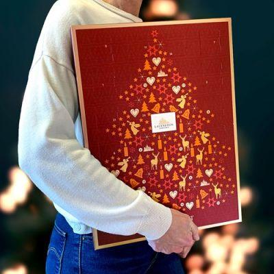 Bild av Julkalender - Christmas Tree, 2021