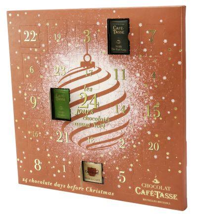Bild av *FÖRBOKNING* Chokladkalender - Café Tasse