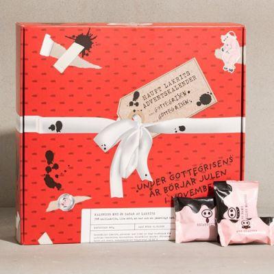 Bild av Adventskalender med lakrits 2021 - Haupt, Lakrits