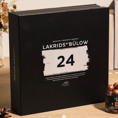 Bild av Lakritskalender 2021  - Lakrits by Bülow, Lakrits