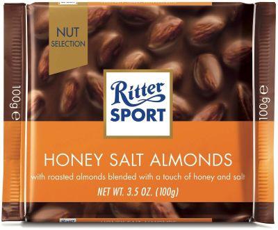 Bild av Ritter Sport Honey Salted Almond 100g