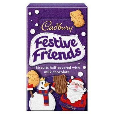 Bild av Cadbury Festive Friends 150g