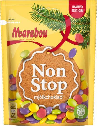 Bild av Marabou Non Stop Christmas 225g