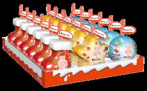 Bild av Kinder Decoration Mix 34g