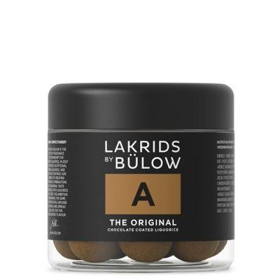 Bild av A - Lakrits & Choklad - Lakrids by Bülow, 125g