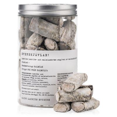 Bild av Haupt Lakrits - Svenskjävlar!, 250 g