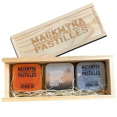 Bild av Whiskypastiller i träask - Mackmyra