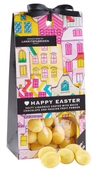 Bild av Happy Easter - lyxig chokladdragerad lakrits