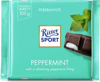Bild av Ritter Sport Peppermint 100g