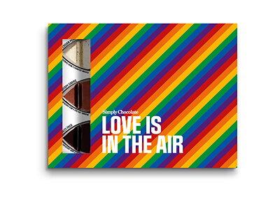 Bild av Chokladask 'Love is in the air'